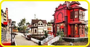kota mini lembang bandung