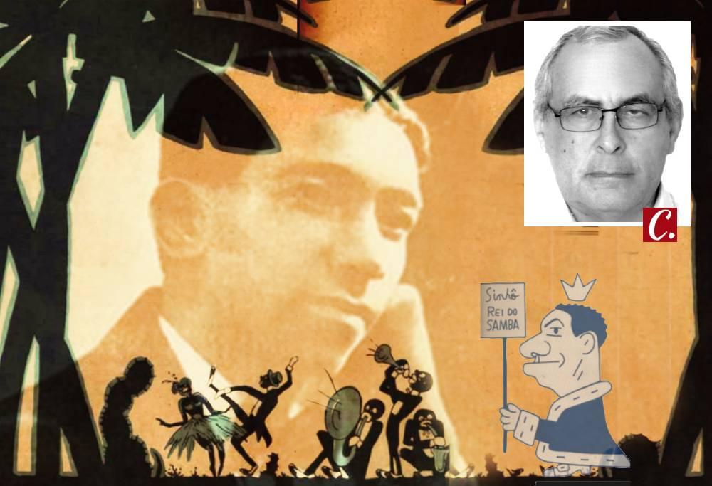 literatura paraibana musica popular brasileira samba sinho José B Barbosa Silva manuel bandeira
