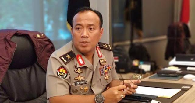 Polisi Tangkap Aktor Intelektual Kerusuhan Papua