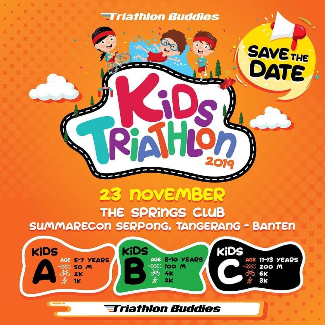 Kids Triathlon • 2019