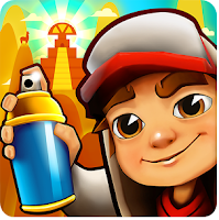 Subway Surfers Peru v1.55.1 Mod [Unlimited Everything]