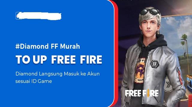 Cara Jadi Reseller Top Up Game Free Fire