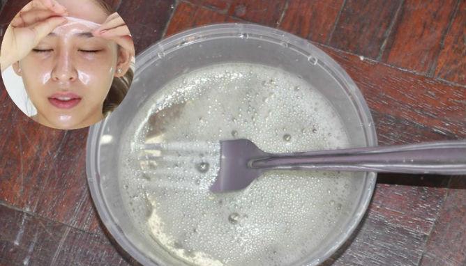Cara menghilangkan komedo dengan masker putih telur