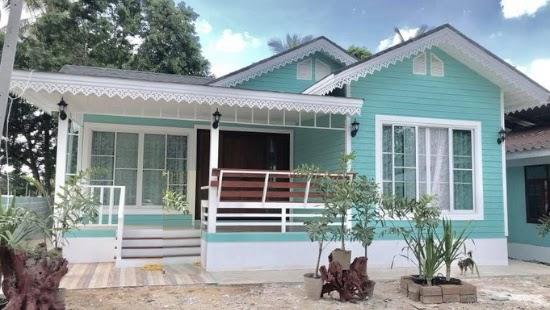 Lingkar Warna 20 Model Rumah Sederhana Namun Mewah Pasti Suka