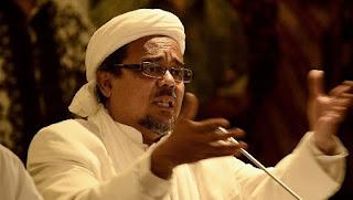 Panggilan dari Polda Untuk Habib Rizieq
