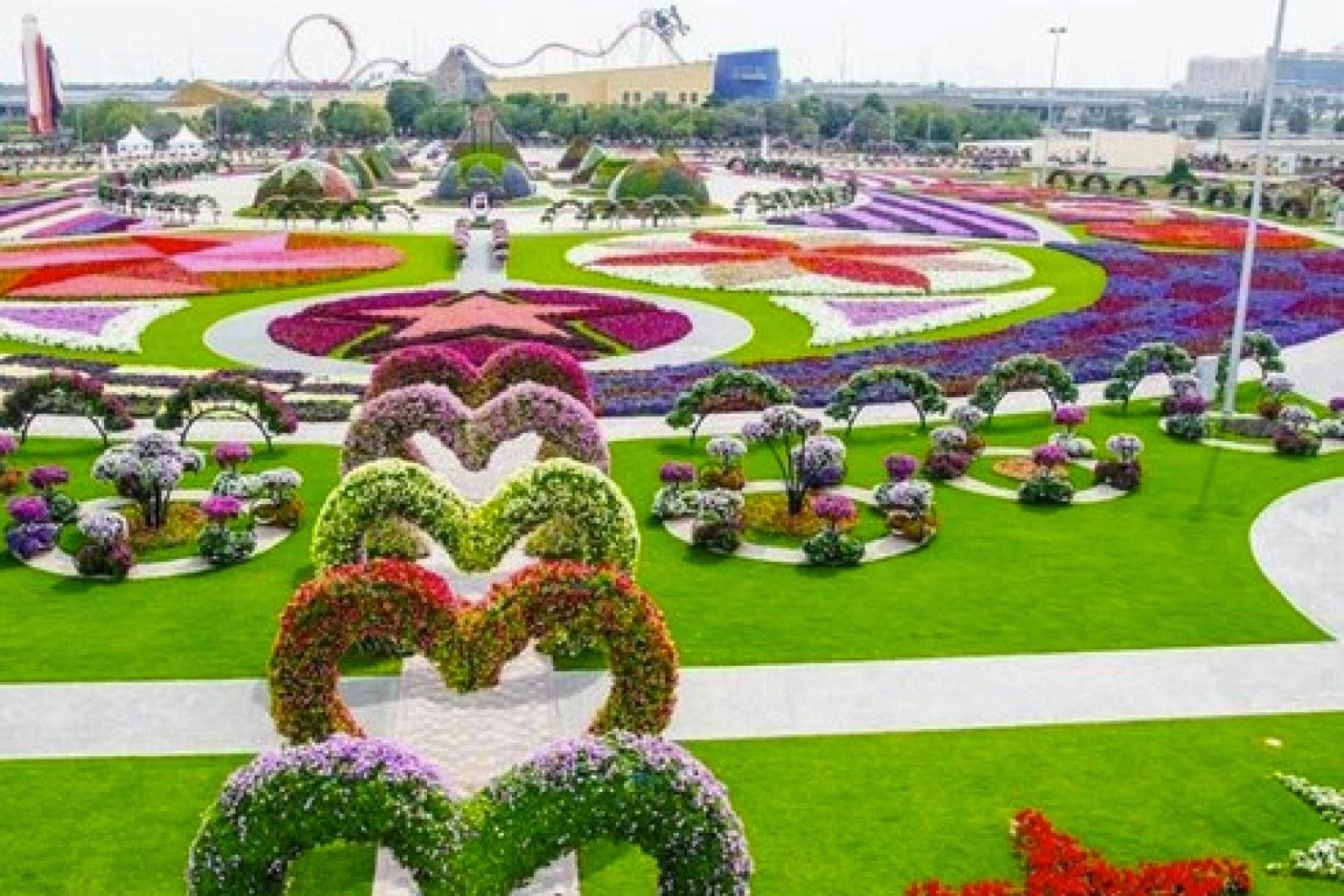 Secret Garden: The Most Amazing Garden In The World
