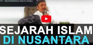 Ust Idrus Ramli - Sejarah Masuknya Syiah ke Nusantara [Video]