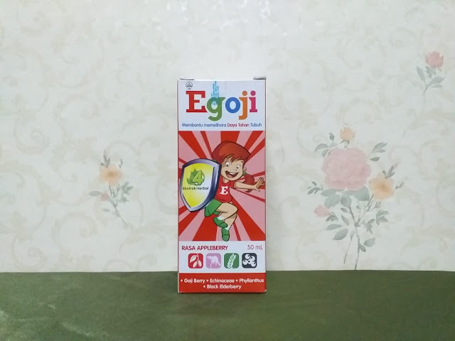 EGOJI SYR APELBERRY 50ML