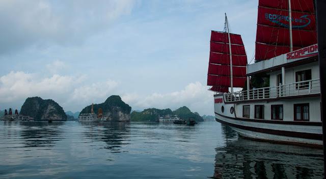 Crucero Halong Bay