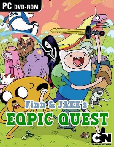 تحميل لعبة Finn and Jake's Epic Quest للكمبيوتر