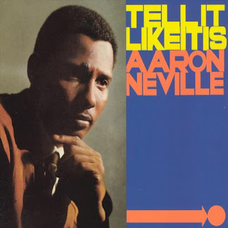 Aaron Neville ‎– Tell It Like It Is on WLCY Radio Hits
