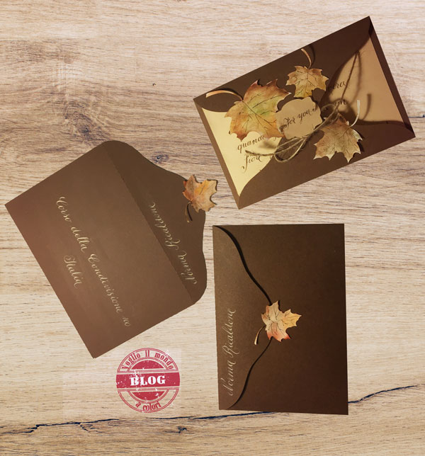 Card autunnale
