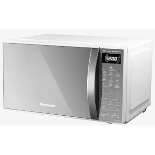 Micro-ondas 21 Litros Panasonic ST27L com Desodorizador Espelhado 110V