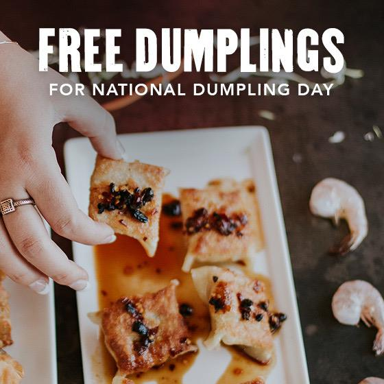 National Dumpling Day Wishes