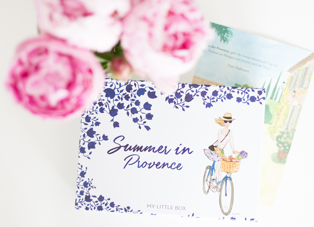 My Little Box Summer In Provence Design