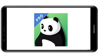 تنزيل برنامج Panda vpn Pro mod مهكر مدفوع بدون اعلانات بأخر اصدار للاندرويد من ميديا فاير.