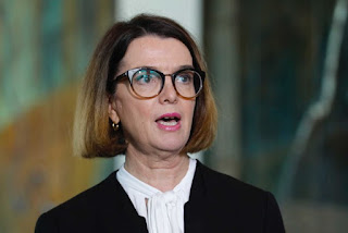 Social Services Minister Anne Ruston says she does not understand why institutions did not join.(ABC News: Nick Haggarty)