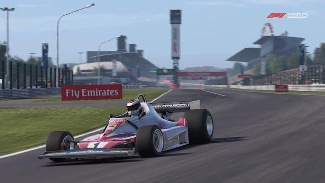 Imagem do F1 2018