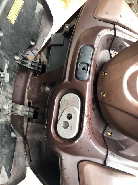 Dư dùng cần bán gấp SYM GTS 200 hàng độc cho ae đam mê - 16