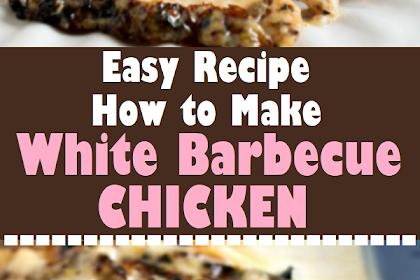 White Barbecue Chicken
