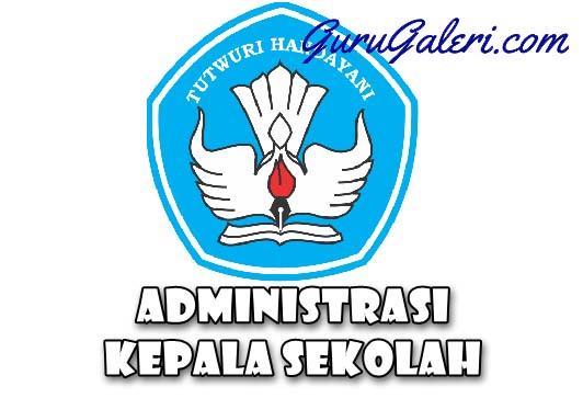 Adminisrasi Kepala Sekolah lengkap
