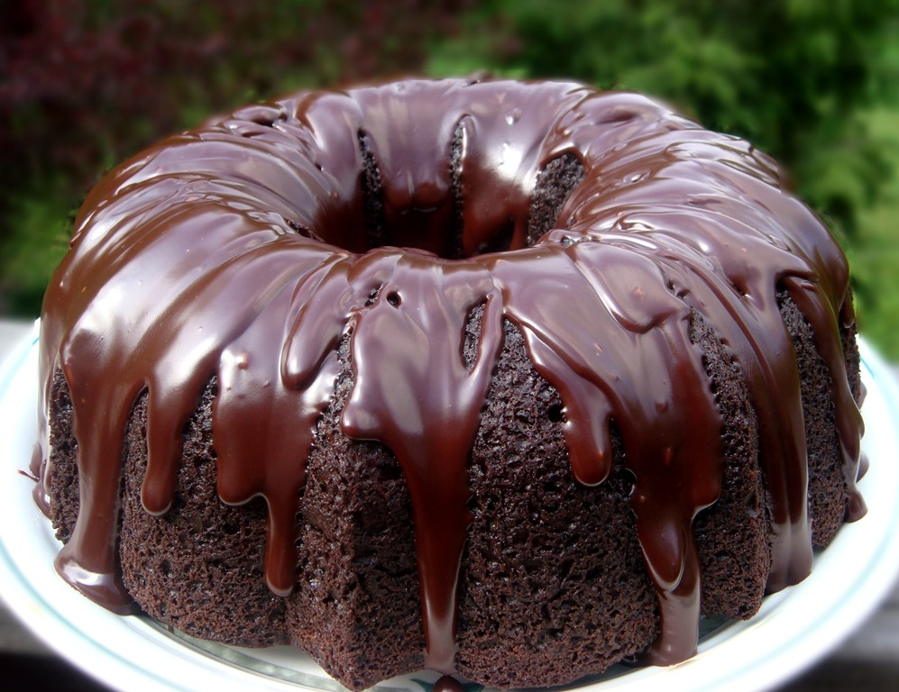 #Chocolate #Pound #Cake with #Chocolate #Ganache #Dessert #Easyrecipe