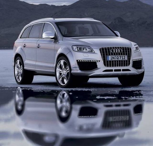 New Audi Q7 Reviews Australia