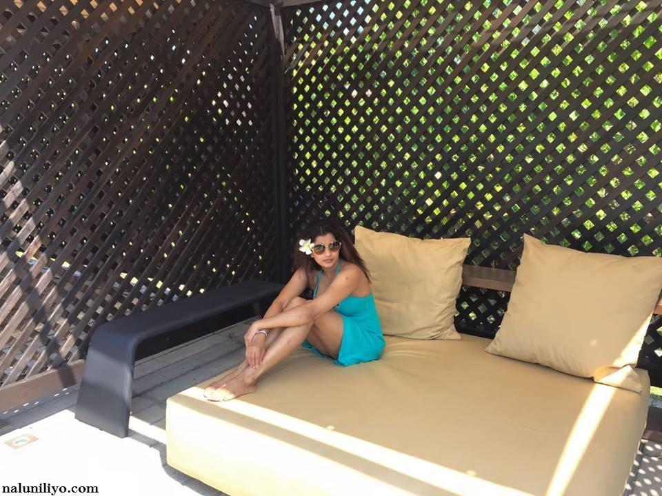 Nadeesha Hemamali Blue Photos