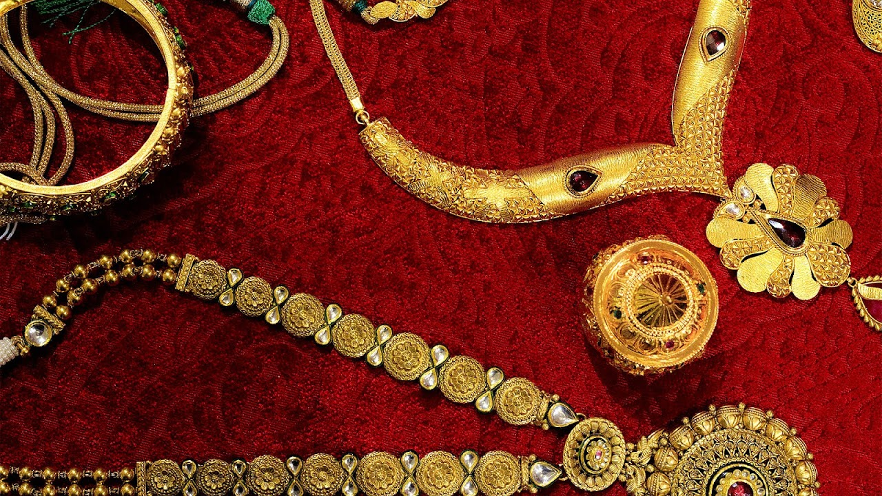 Tanishq Gold Jewellery Necklace Designs - Gold Choices
