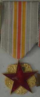 Médaille des blessés militaires 14-18