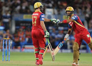 RCB vs RR Eliminator IPL 2015 Highlights
