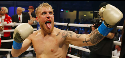 WHICH FORMER NBA PLAYER DID JAKE PAUL KNOCKOUT?