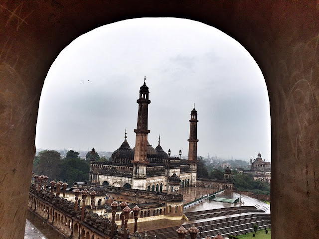 story legend bool bhulaiya bada imambara nawab lucknow india travel