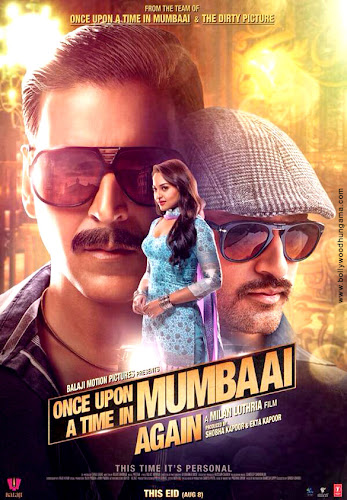 Once Upon a Time in Mumbaai Dobara (2013) Movie Poster