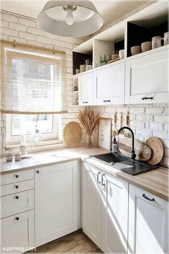 صور مطابخ - مطابخ خشب 6   Kitchen photos - Wood kitchens 6