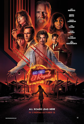 Bad Times at the El Royale 2018 Eng 720p BRRip 1.1Gb ESub x264
