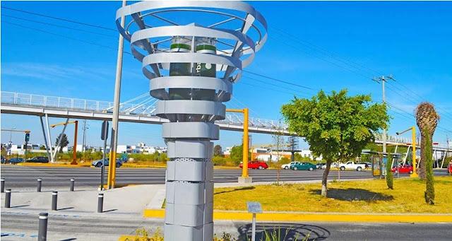 Hava Kirliliğine Karşı Meksika'lı Mühendislerden Efsane İcat