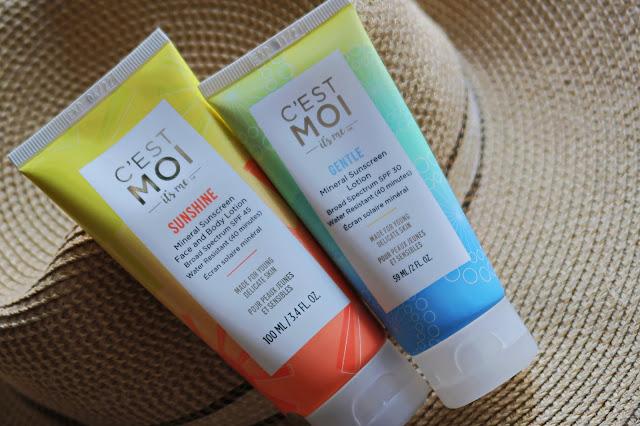 C'est moi Sunscreens Review, photos