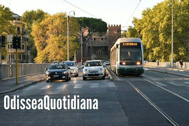 Per il Natale di Roma arrivano i tram