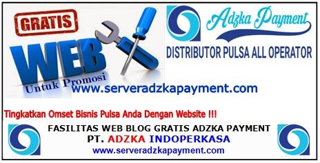Cara Membuat Blog Untuk Promosi Bisnis Pulsa Adzka Payment