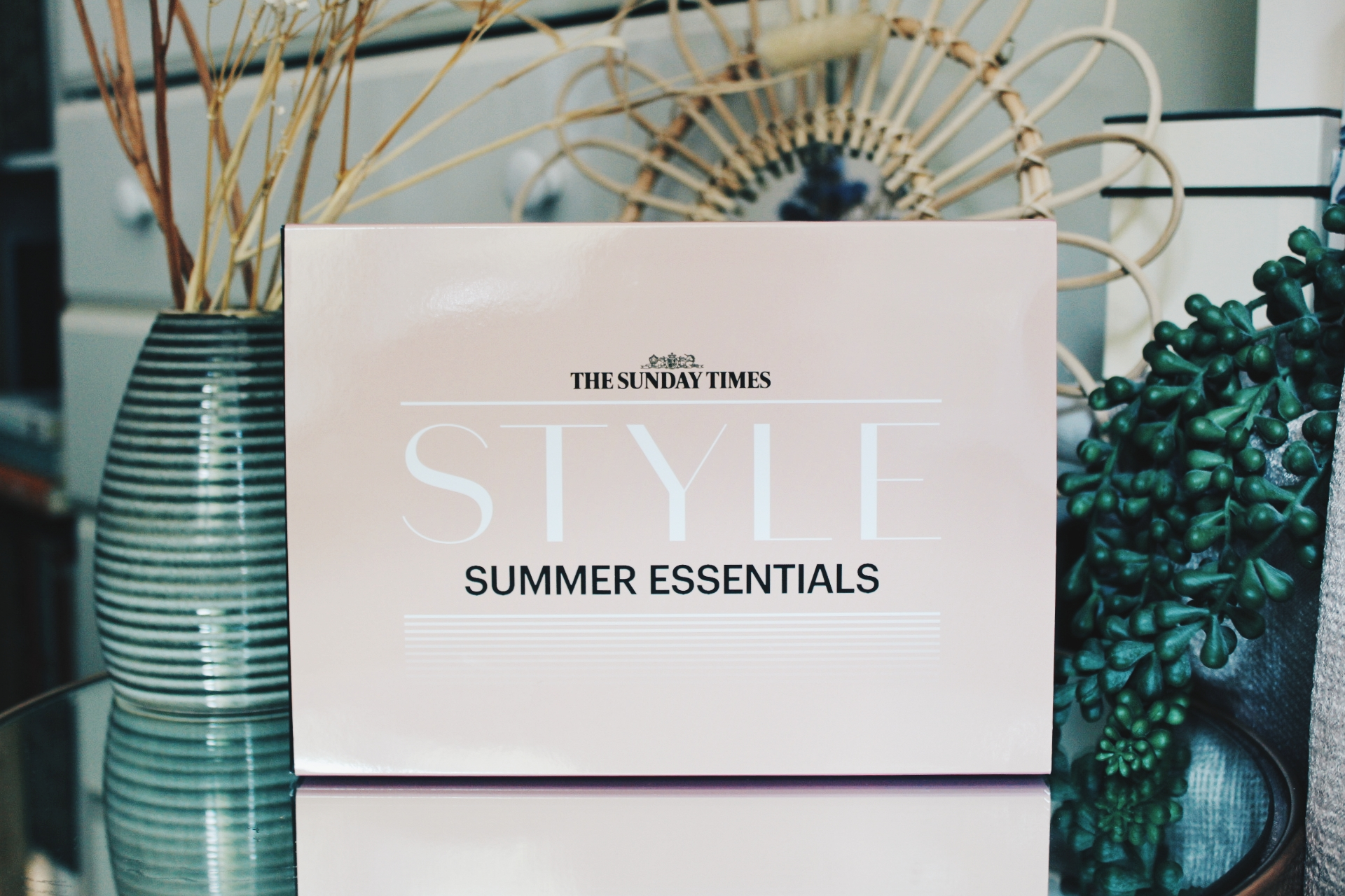 Latest in Beauty Style Summer Essentials Edit