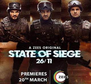State of Siege 26/11 S01 Complete Download 720p WEBRip