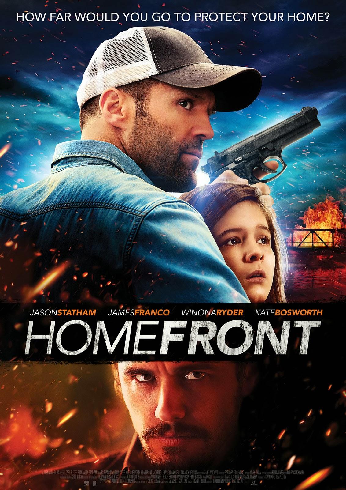 Homefront Poster  Film Kino Trailer