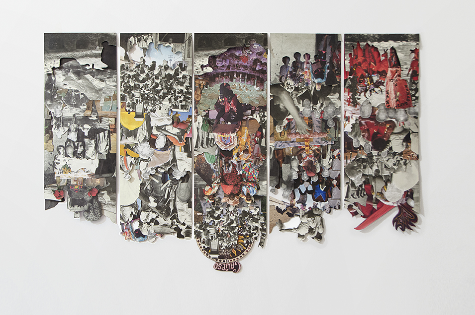 Fotografía de collage realizado por Manue Eduardo González