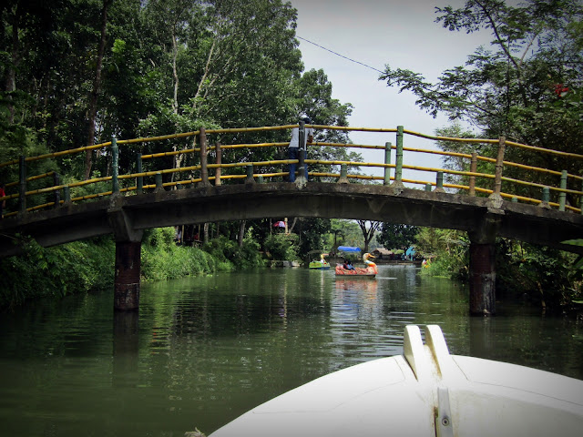 jembatan bon pring andeman malang