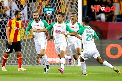 جو فور كورة مباراة الترجي التونسي والرجاء البيضاوي المغربي
