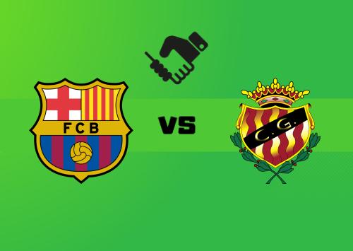 Barcelona vs Gimnàstic Tarragona  Resumen