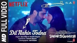 Dil-Nahin-Todna-Arjun-Kapoor-Rakul-Preet-Singh