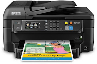 Epson WF-2760 Driver Download And Setup