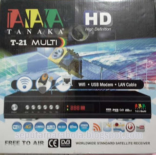 Receiver T-21 Multi HD Ethernet Modem